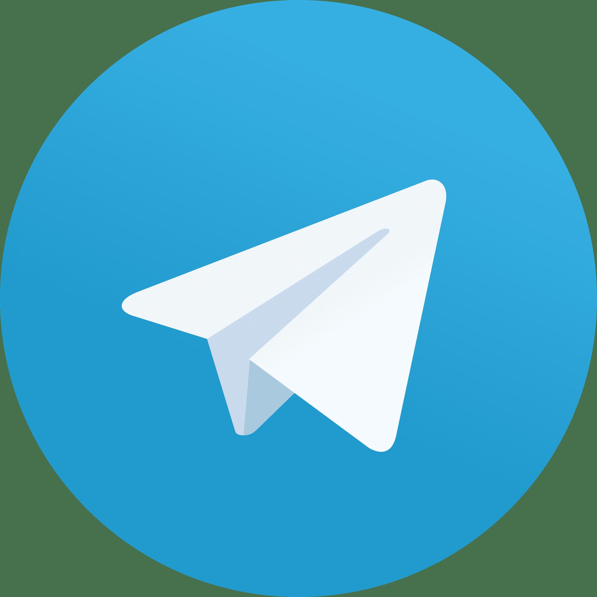 Связаться с нами в Telegram